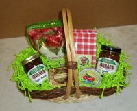 Apple Lovers Gift Basket