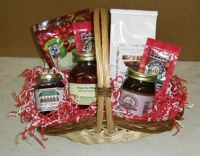 Cherries & Chocolate Gift Basket